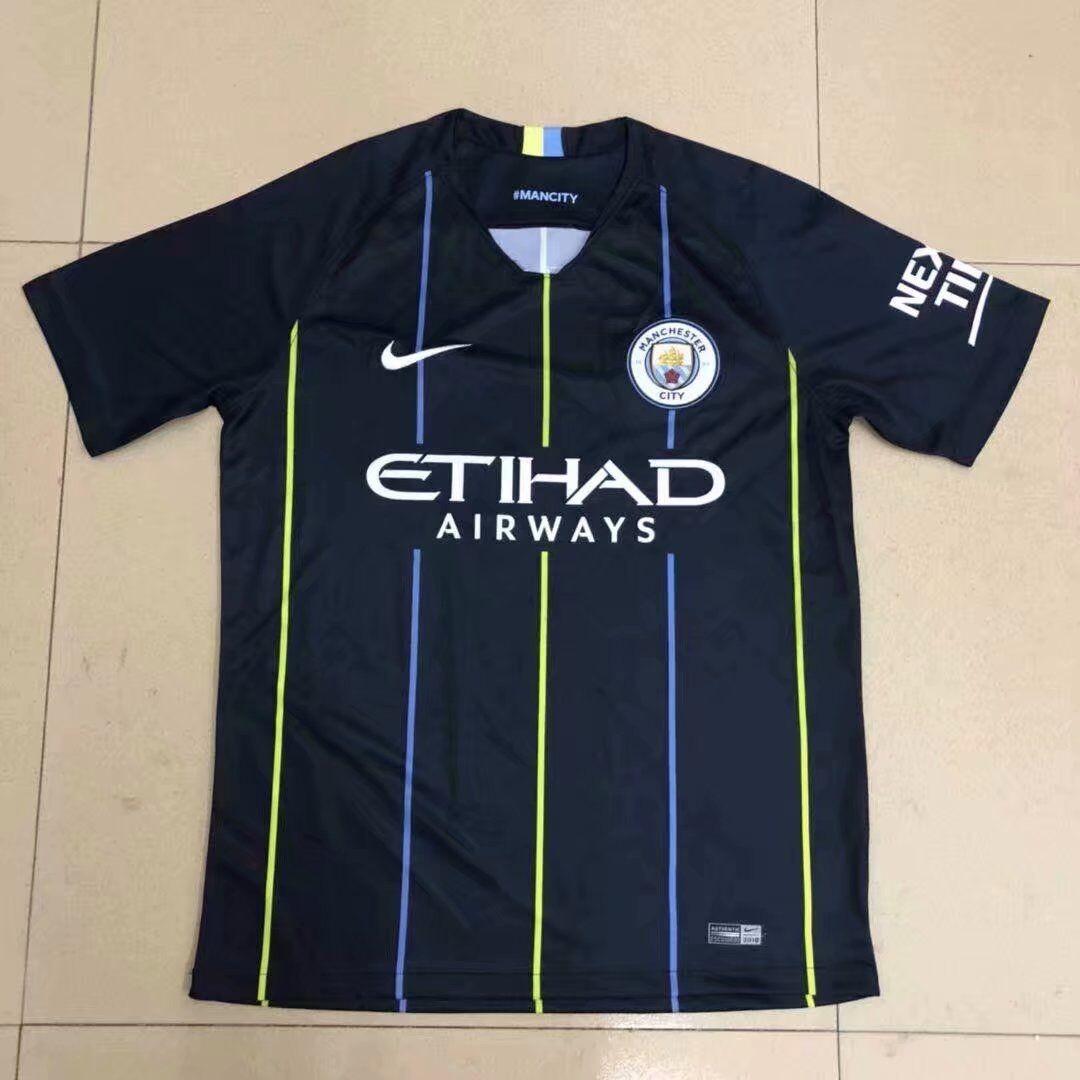 808be06f51145 Camisa De Bruyne 17 Manchester City 2018-2019 - Frete Gratis - R ...