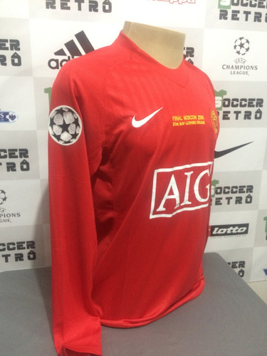 manchester united camisa