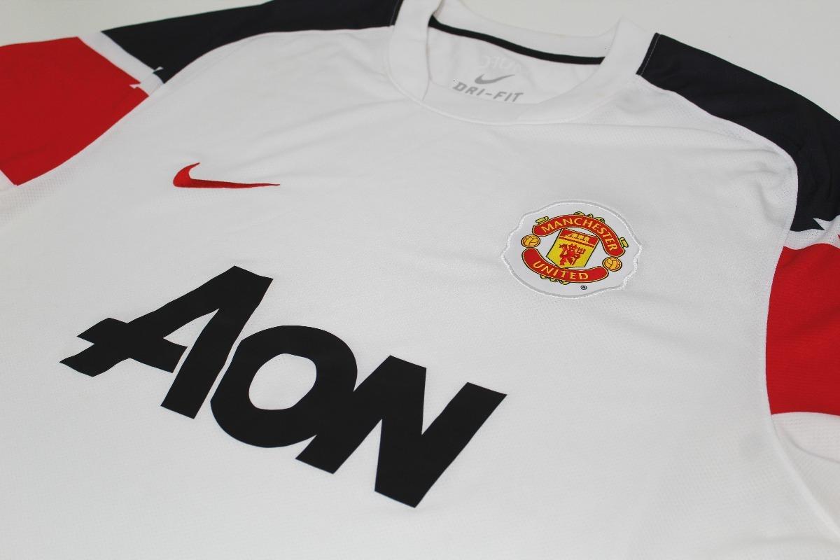 Carregando zoom... camisa original manchester united 2010 2011 away 62d6005fd26b0