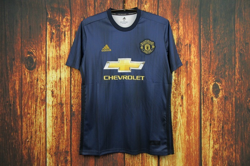 Camisa Blusa Futebol Manchester United Third 2018 Adulto - R  139 34d7c11fcb2ee