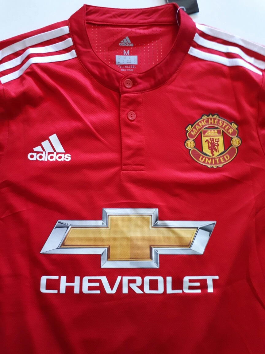 Jersey Manchester United 17 18 Local Ibrahimovic Player Vers ... 1860dae88