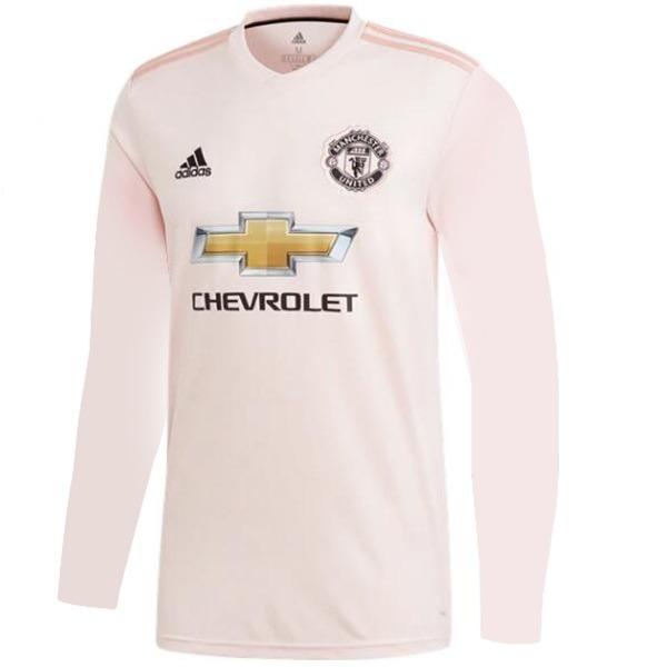 dd1c59741 Manchester United - Unif. 2 Manga Longa 18 19 - Frete Grátis - R ...