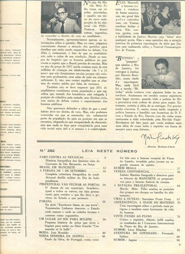 manchete 1957 - miss são paulo* figueiró* adolescentes