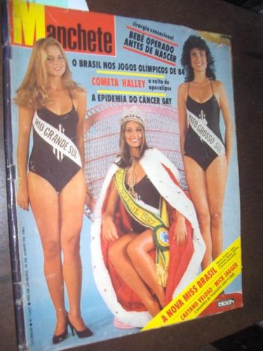 manchete 1983 festival aguas claras joão gilberto
