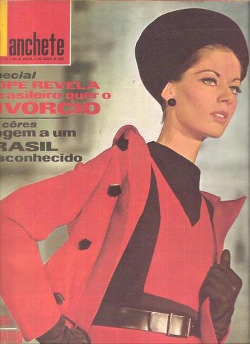 manchete 749 - 1966 - bloch editores
