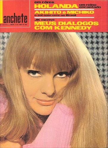 manchete 790 - 1967 - bloch editores