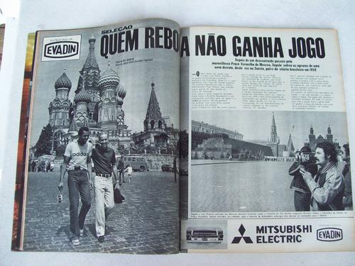 manchete nº 1107: janete clair - brigite bardot -miss brasil