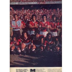 Manchete Nº 1288- 25.12.76 - Internacional De Porto Alegre
