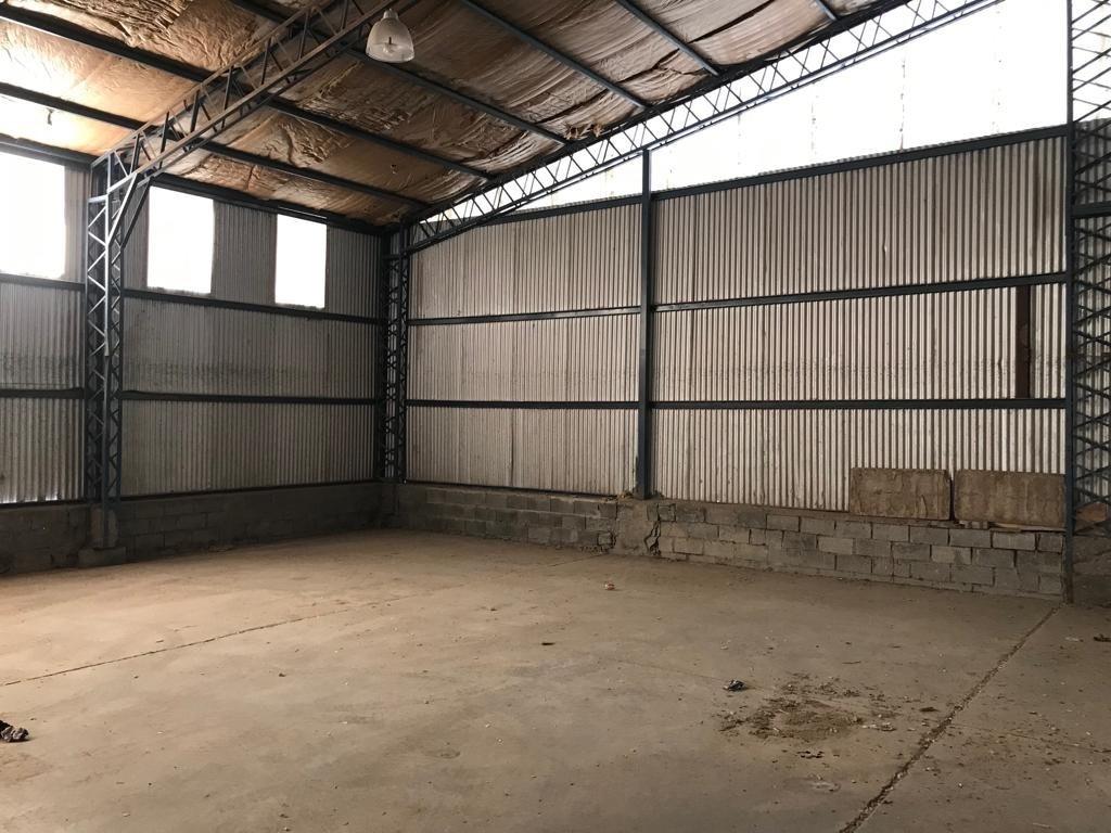 mancisidor propiedades alquila: deposito parque industrial - 600 mts