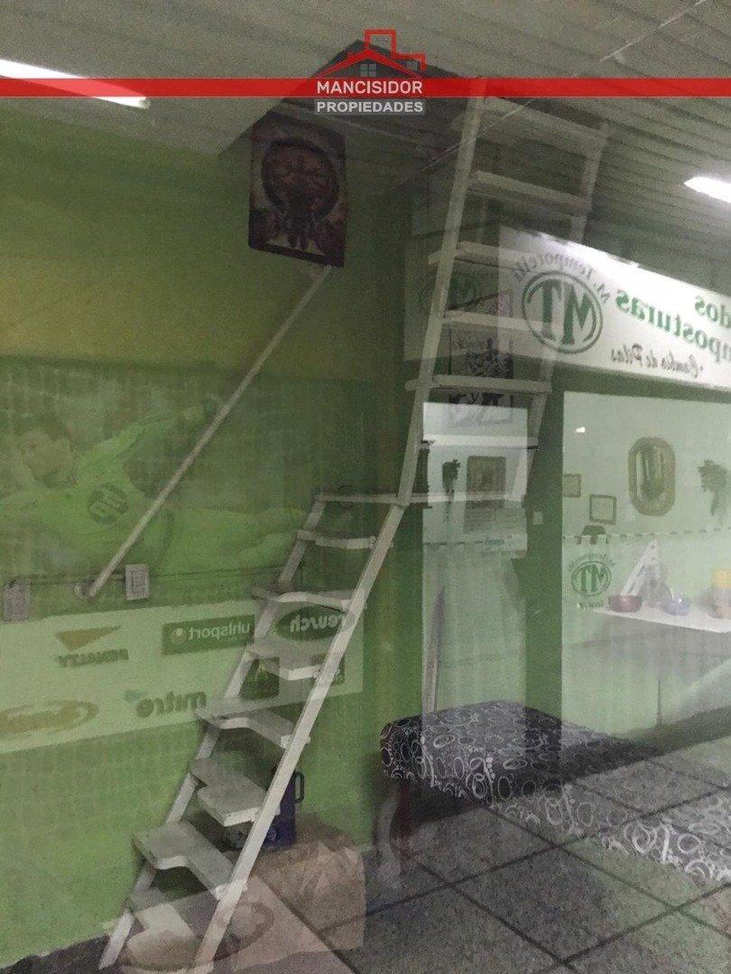 mancisidor propiedades vende - local comercial en galería galehot