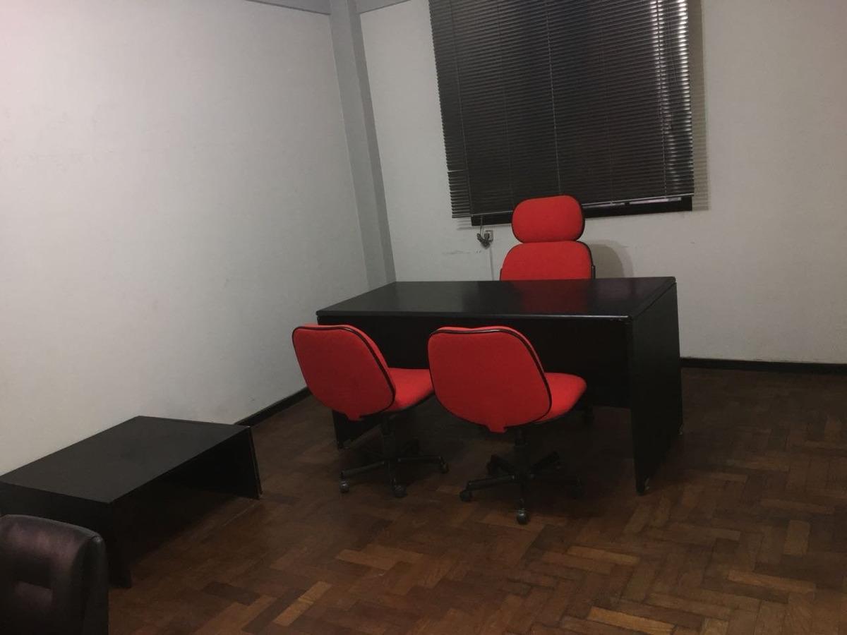 mancisidor propiedades vende: oficina alsina 95 - dos privados y recepcion