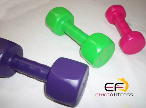 mancuerna 1 kg pesa pesita gimnasia ejercicio brazos