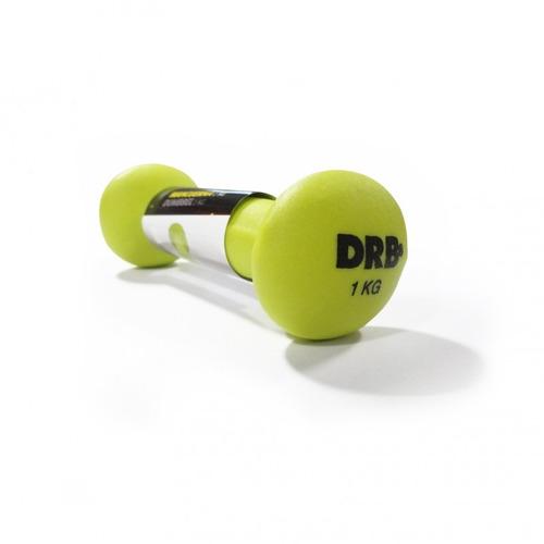 mancuerna 1 kilos drb entrenamiento gym fitness funcional