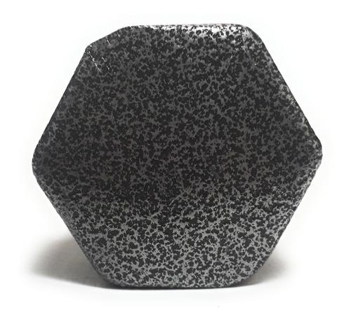 mancuerna de metal 2 kg 4.5 lbs irrompible a caidas