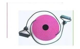 mancuerna disco deejercicio para cintura y brazos gimnasio