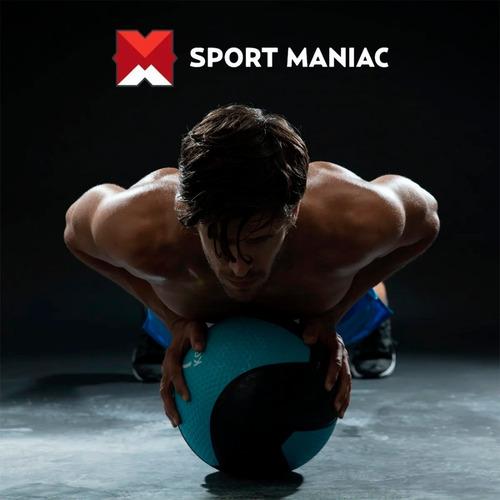 mancuernas fundicion 2 kilos pesas sport maniac