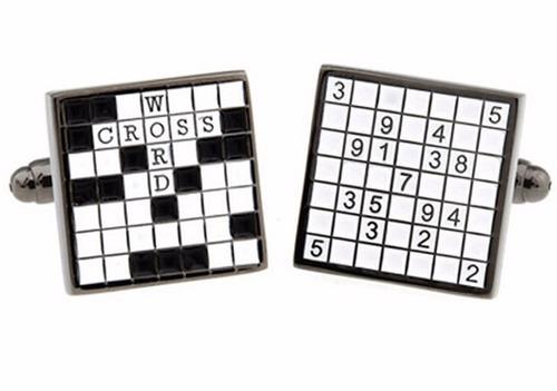 mancuernillas crucigrama juego de mesa gemelos 430