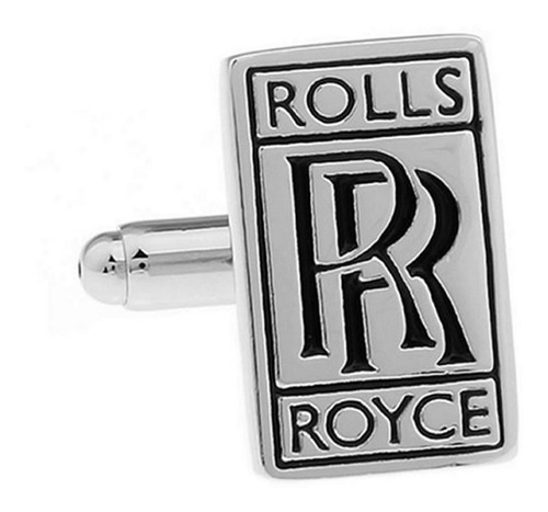 mancuernillas rolls royce logo automovil camisa 183
