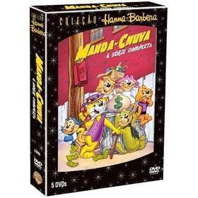 Manda Chuva  (lacrado)  A Série Completa - 5- Dvds