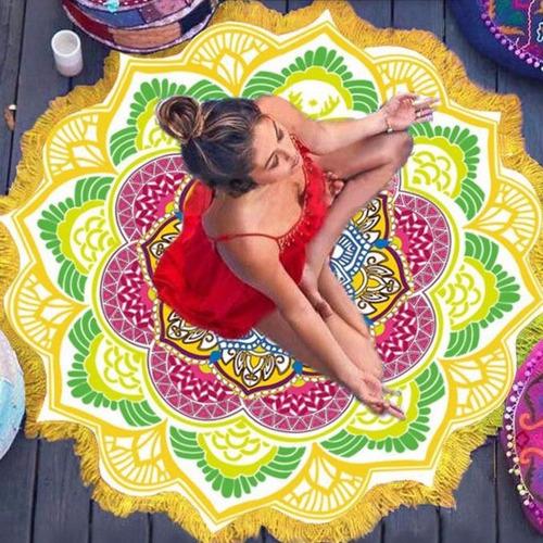 mandala circular yoga