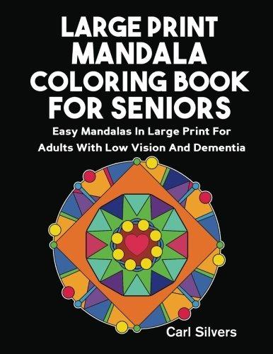 Mandala De Letras Grandes Para Colorear Para Mandalas Fácil