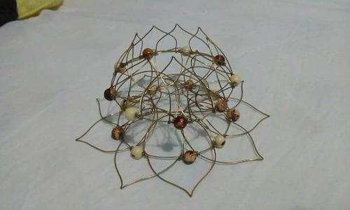 mandala tridimensionales artesania