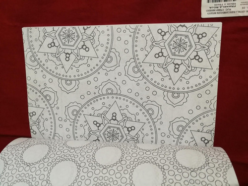 mandalas arterapia 100 dibujos para colorear p/u 9.99