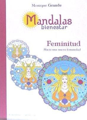 mandalas bienestar feminitud(libro )