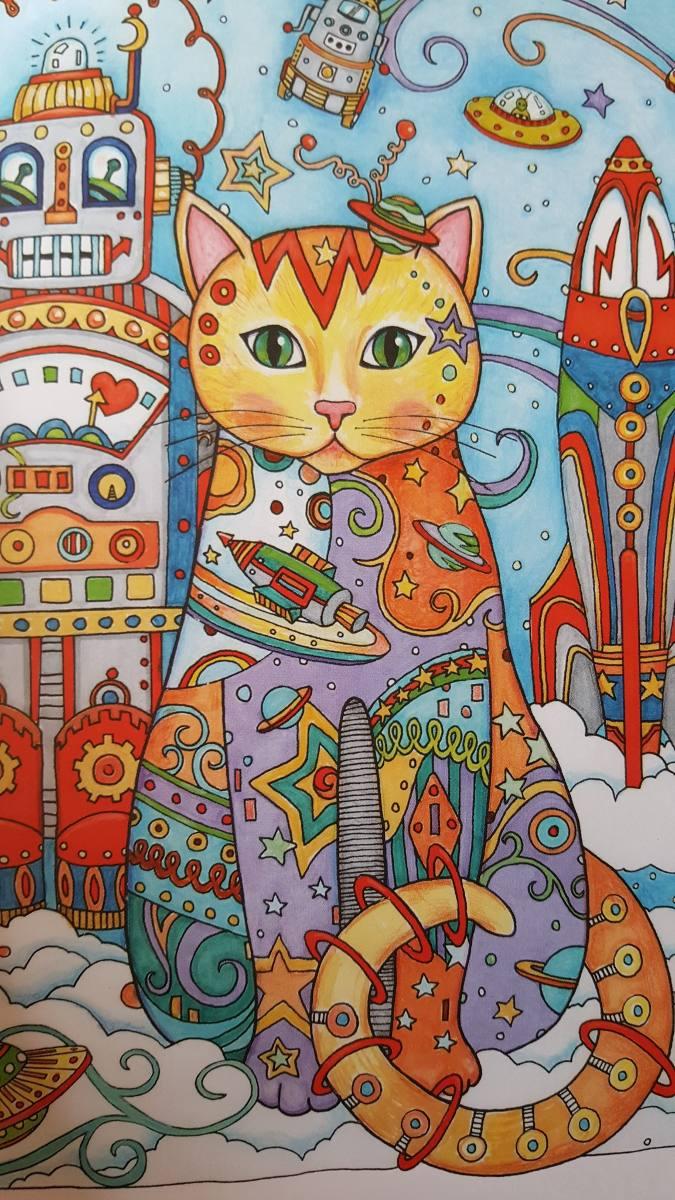 Mandalas dibujos para colorear mismo concepto - Dibujos de gatos pintados ...