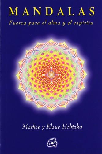 mandalas, libro y 32 cartas. fuerza para el alma y espíritu