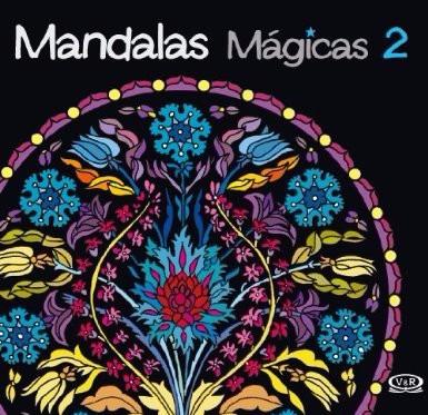 mandalas mágicas 2 livro nina corbi antistress depressao