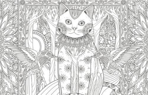 Mandalas Para Colorear, Arte Terapia,fauna Y Animales Envio ...
