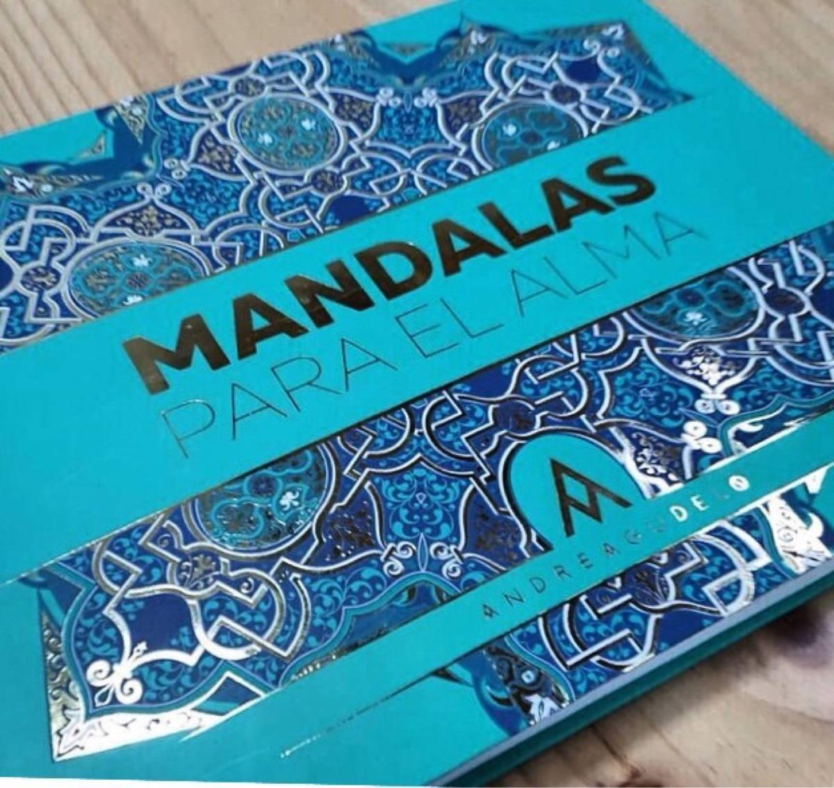 Mandalas Para El Alma Libros Pintar Colorear(andrea Agudelo ...