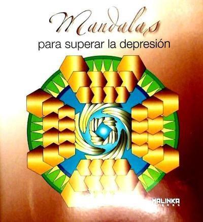 mandalas para superar la depresión(libro )