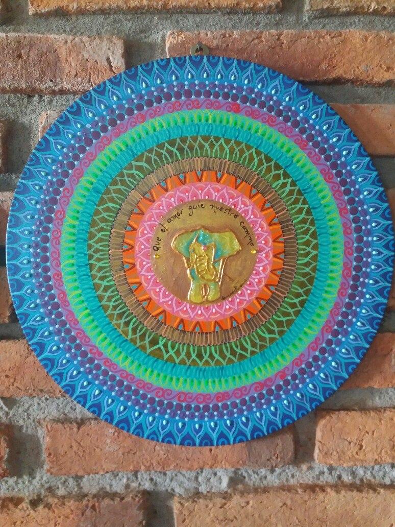 Mandalas Pintados 140000 en Mercado Libre