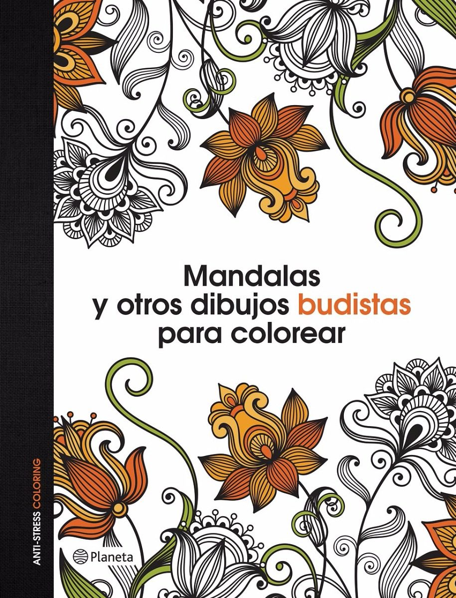 Mandalas Y Otros Dibujos Budistas Para Colorear - $ 290.00 en ...