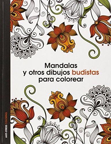 mandalas y otros dibujos budistas para colorear (anti-stres