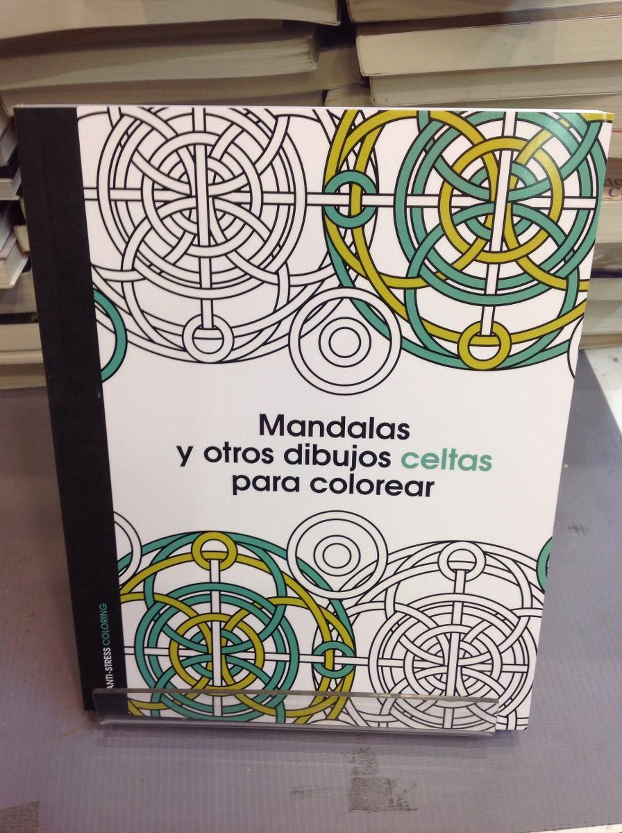 Atractivo Para Colorear De Vidrieras Celtas Festooning - Enmarcado ...