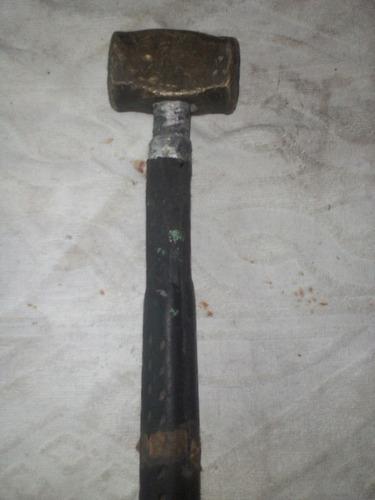 mandarria de bronce anti chispa de 1 kilo