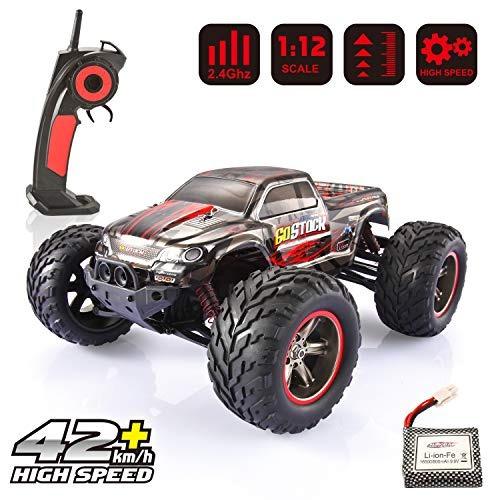mando a distancia para coches rc monster truck escala 112 26