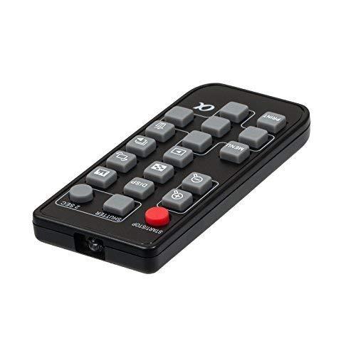 mando a distancia para sony a6000 a5000 nex-7 nex-6 con...