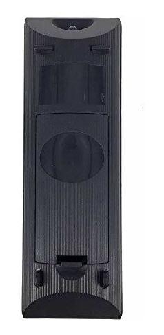 mando a distancia reemplazado compatible para sony cmt-bt60