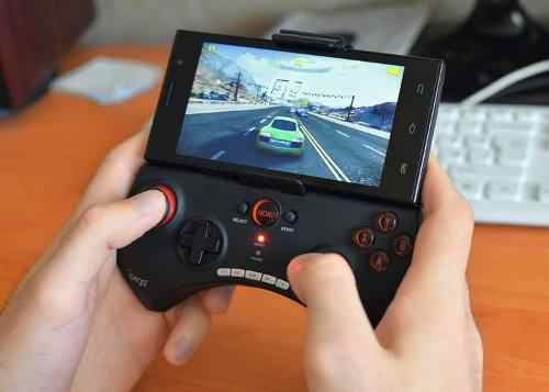 mando celular ipega 9025 bluetooth android control joystick