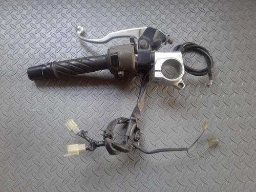 mando control clip on izquierdo yamaha yzf 600 año 94 al 98