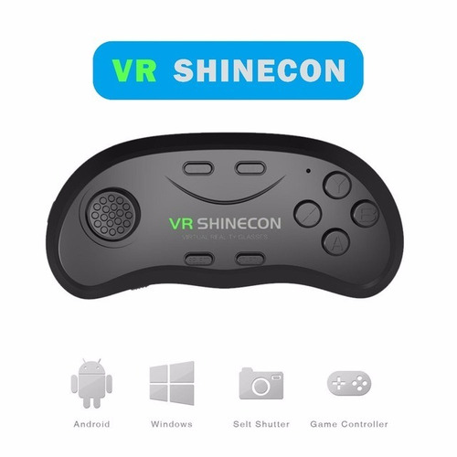 mando control vr shinecon bluetooth mouse inalambrico