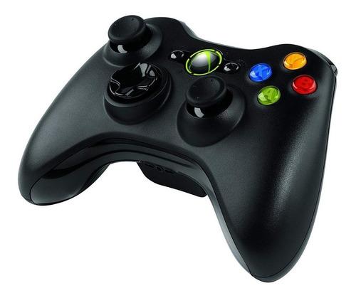 mando / control xbox 360 inalambrico / wireless / negro.