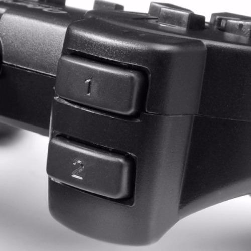mando dual usb compatible con computadora y laptop g212u-b