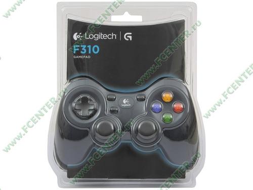 mando gamepad logitech f310 usb