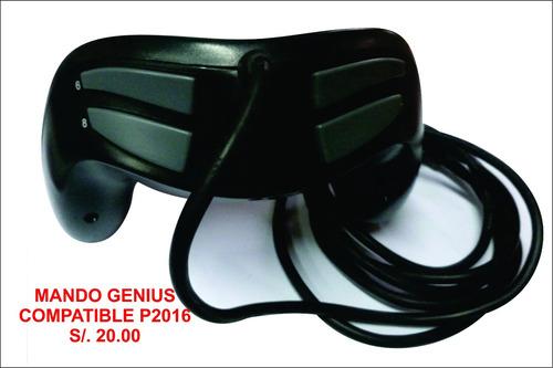 mando genius compatible p2016