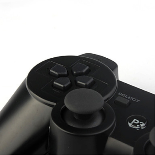 mando inalámbrico recargable dualshock 3 de usb para la ps3